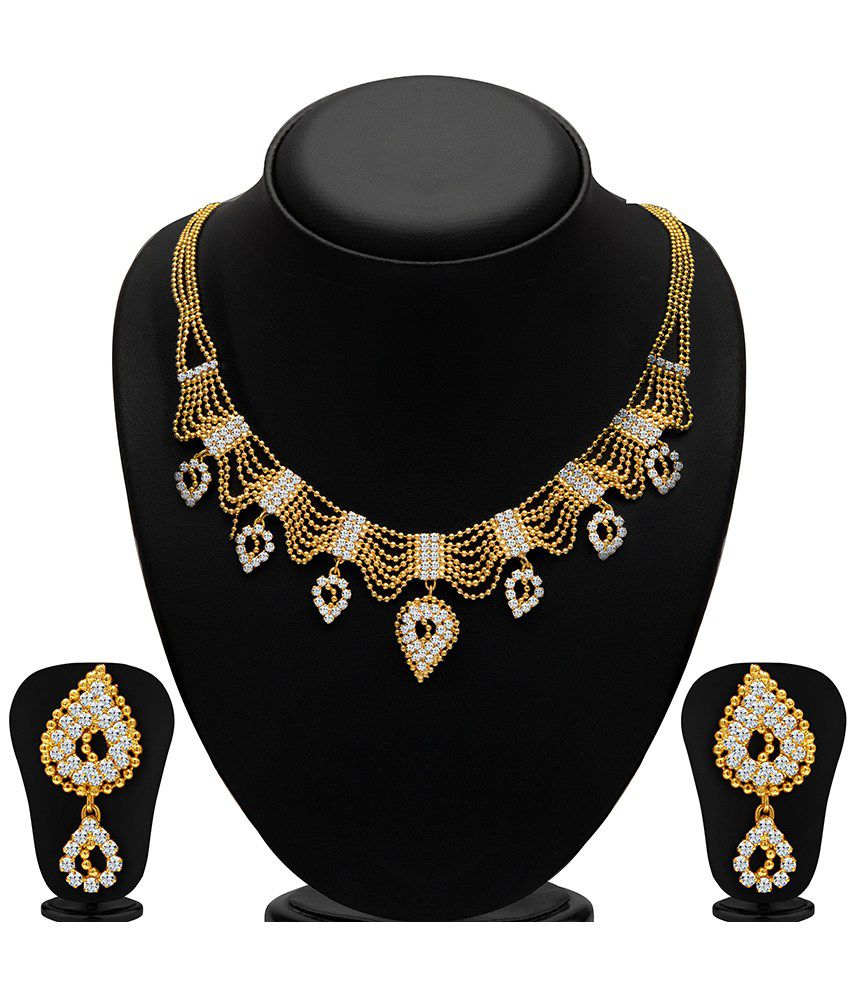 Sukkhi Beguile Style Diva Necklace Set