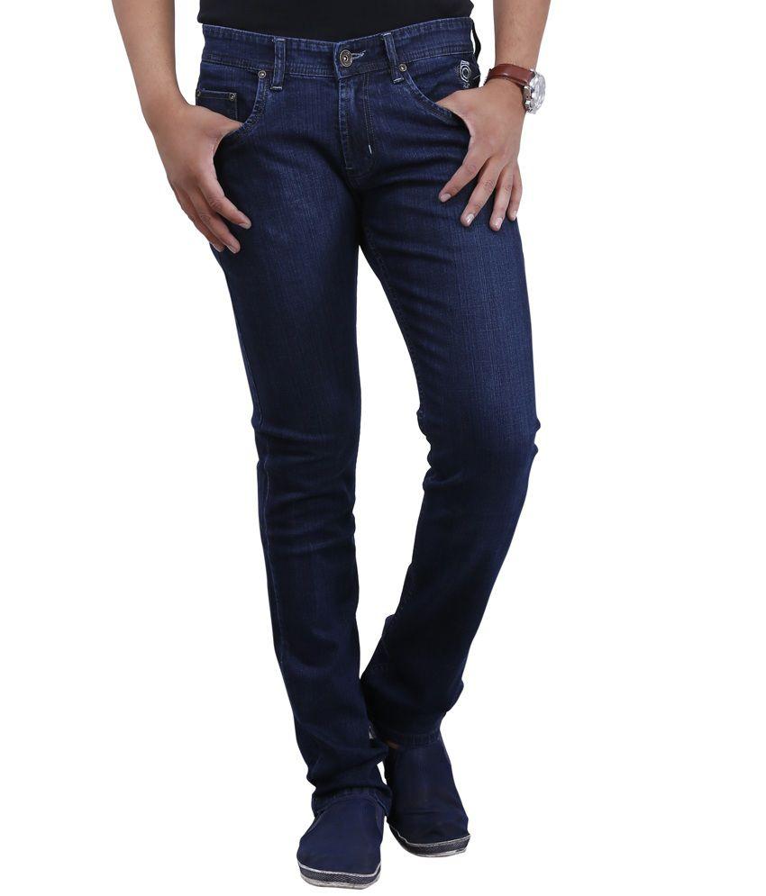 Maxflyer Men Blue Jeans
