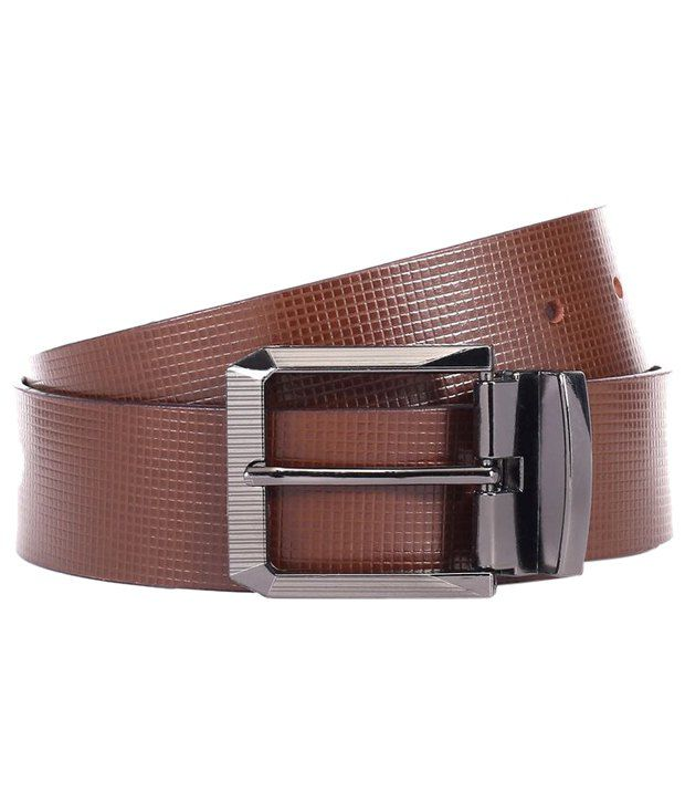 WildHorn Lovely Brown Formal Belt For Men