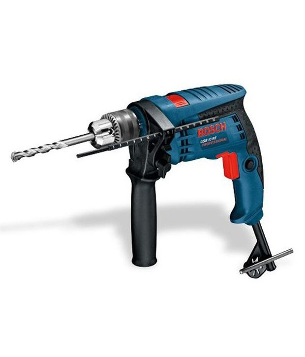 Bosch-Gsb-13-Re-Drill-Machine-Blue