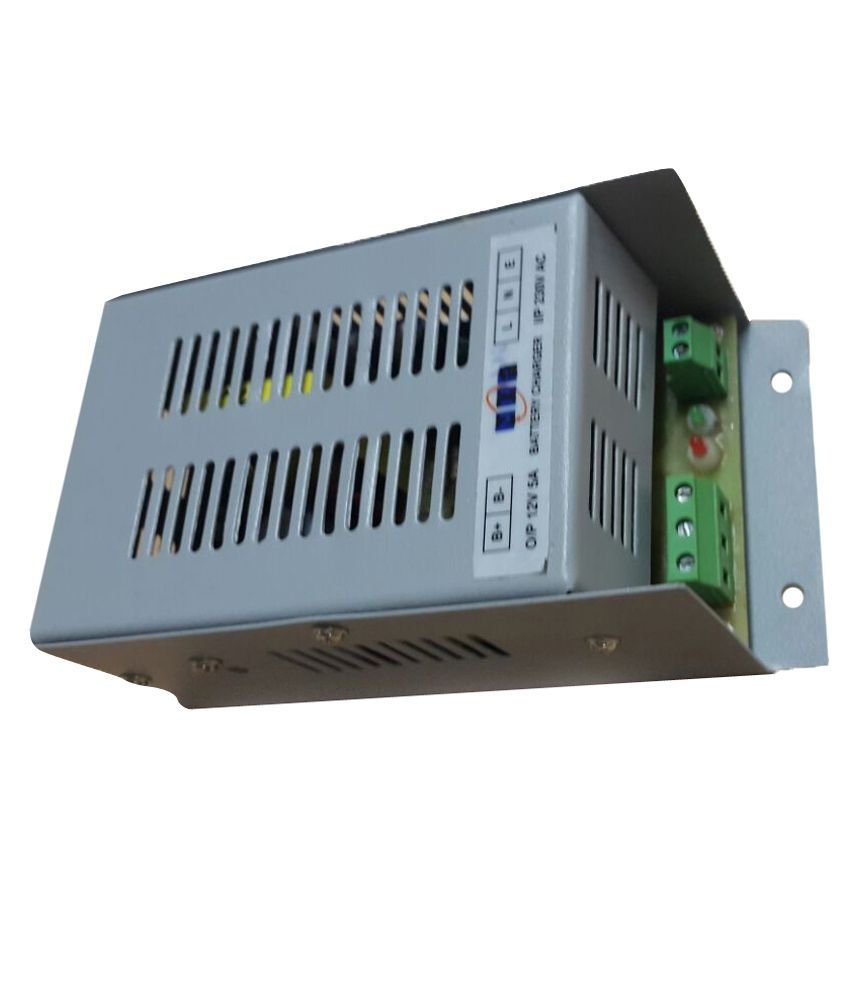 Smps Battery Charger Price In India Buy Smps Battery