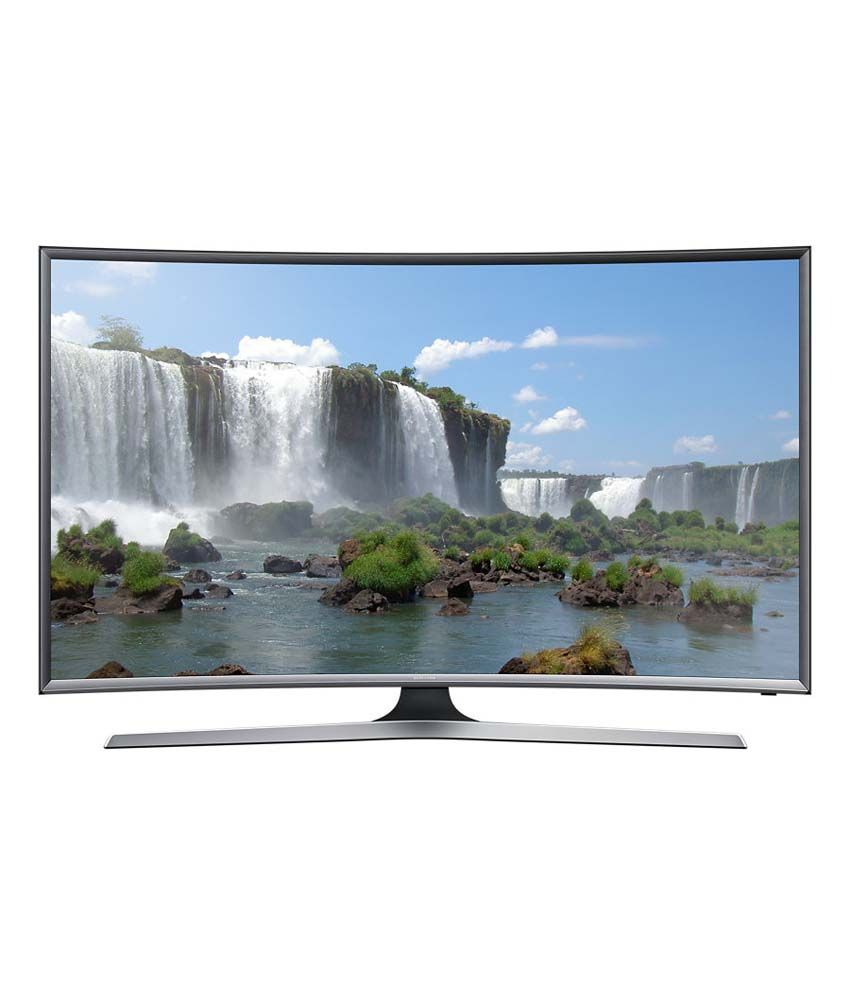 Samsung 55J6300 139.7 cm (55) Full HD  Smart  Curved LED Television