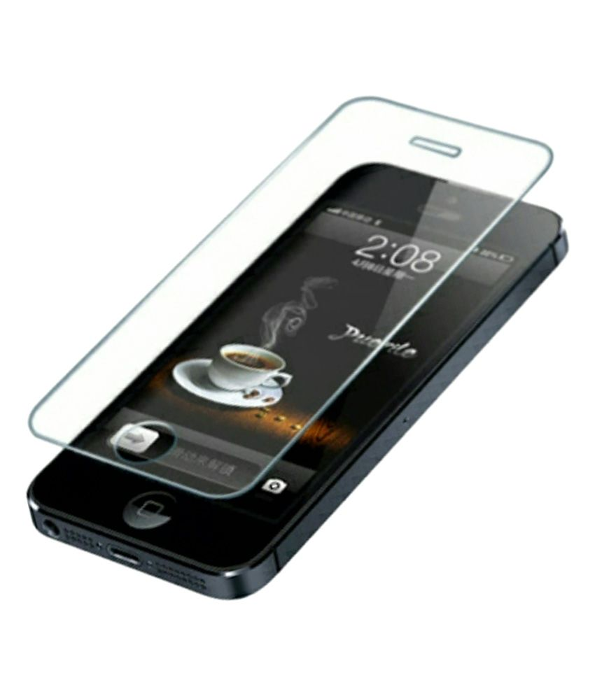 Goldcoin Tempered Glass Scratch proof Screen Guard For Galaxy S3 Mini