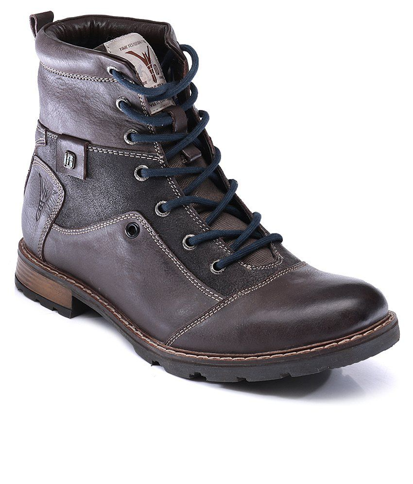 ID Brown Boots