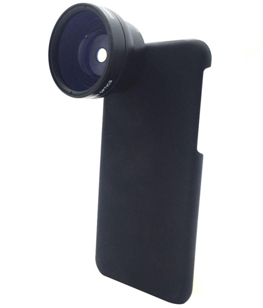 Smiledrive Wide & Macro HD Lens Kit For iPhone 5
