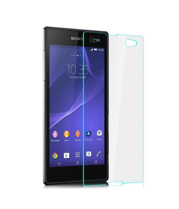 Sony Xperia C3 Matte Screen Guard by Zeorgia