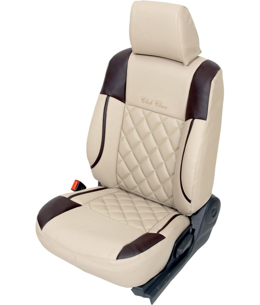 Club Class Brand Honda Amaze Car Seat Cover Design Tycoon