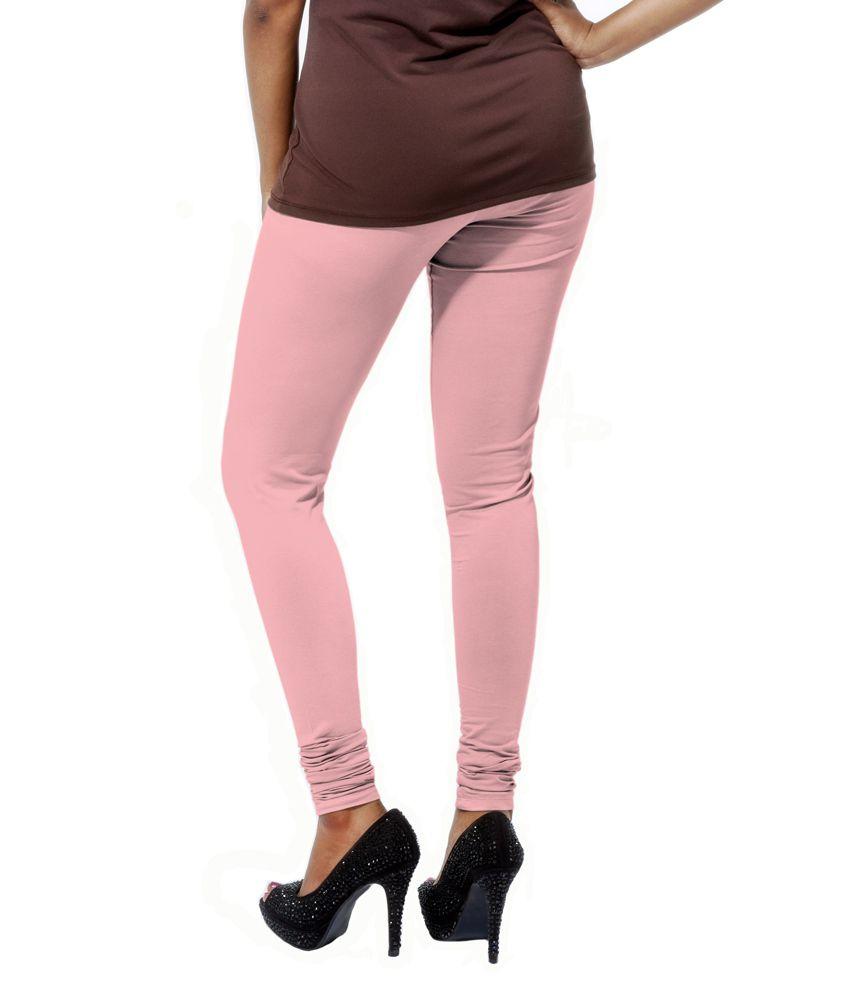 52e84d8b910b54 Go Colors - Light Pink - Ladies Churidar Price in India - Buy Go ...