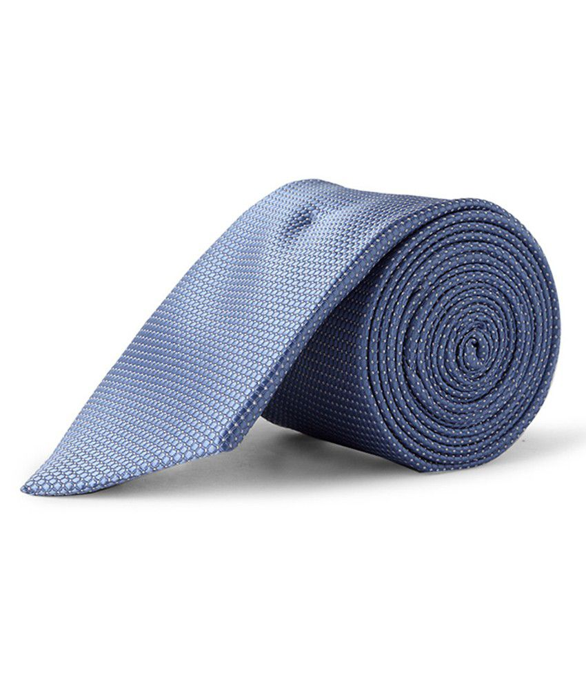 Blue Formal Tie