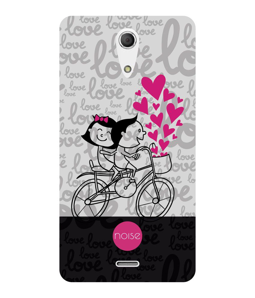 reputable site b058c 88a62 Noise Journey of Love Printed Back Cover for Sony Xperia ZR ...