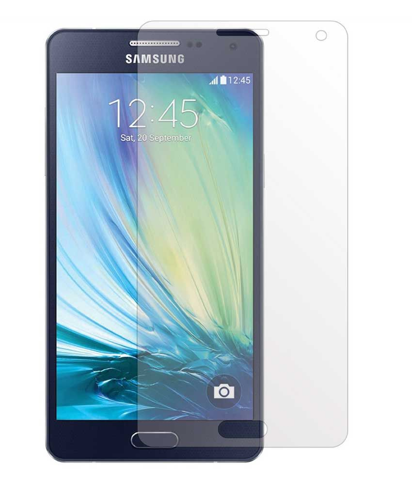 Samsung Galaxy A3 Tempered Glass Screen Guard by Zeorgia
