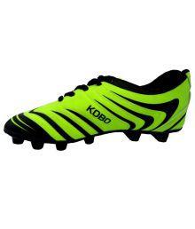 Kobo Green Football Sport Shoes
