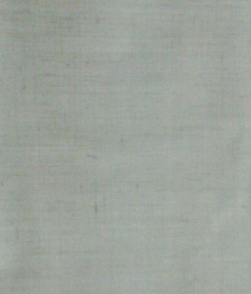 Shree Kanak Fabrics Gray Linen Unstitched Pant Pc