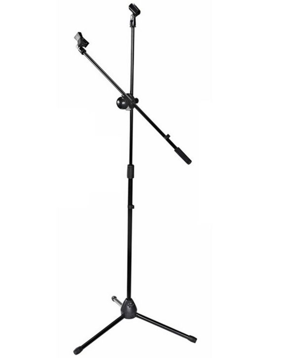 Kadence Combo Of M30 Keyboard Stand And Microphone Stand