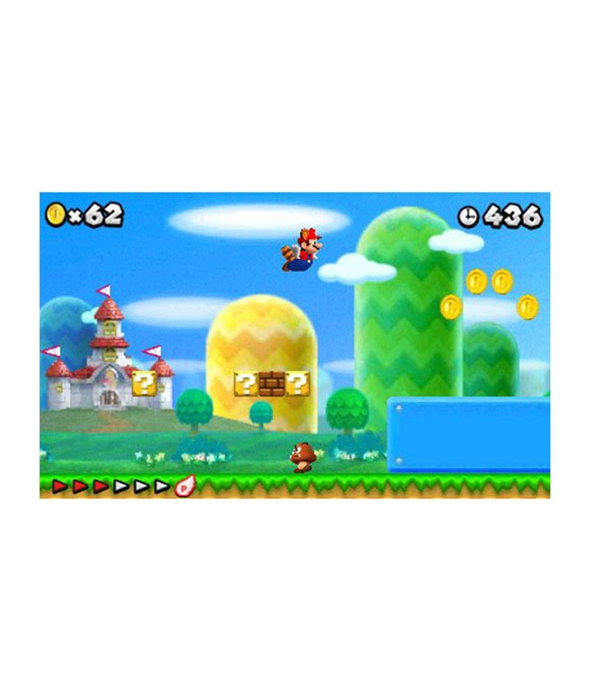 Nintendo New Super Mario Bros  2 3DS