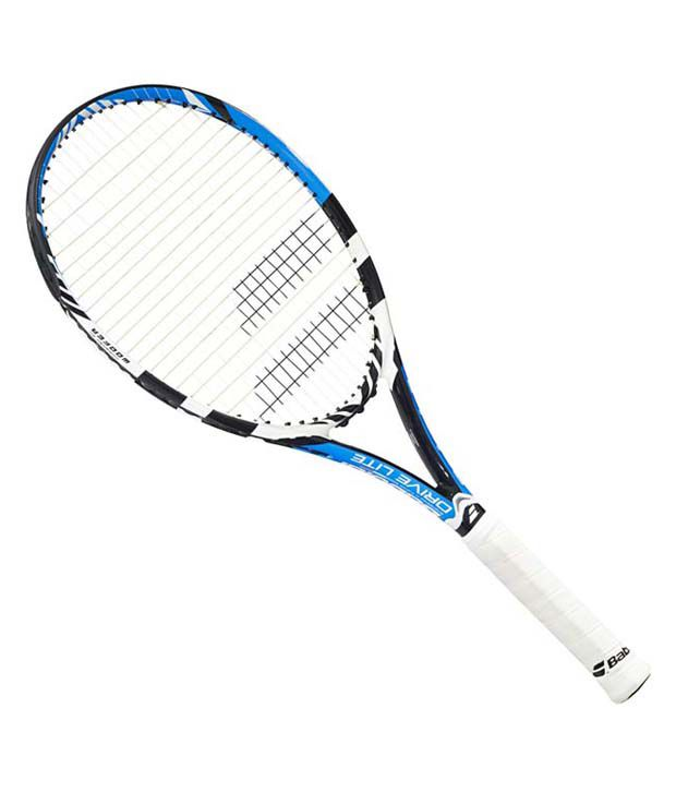 babolat drive lite unstrung tennis racquet size full buy online at best price on snapdeal. Black Bedroom Furniture Sets. Home Design Ideas