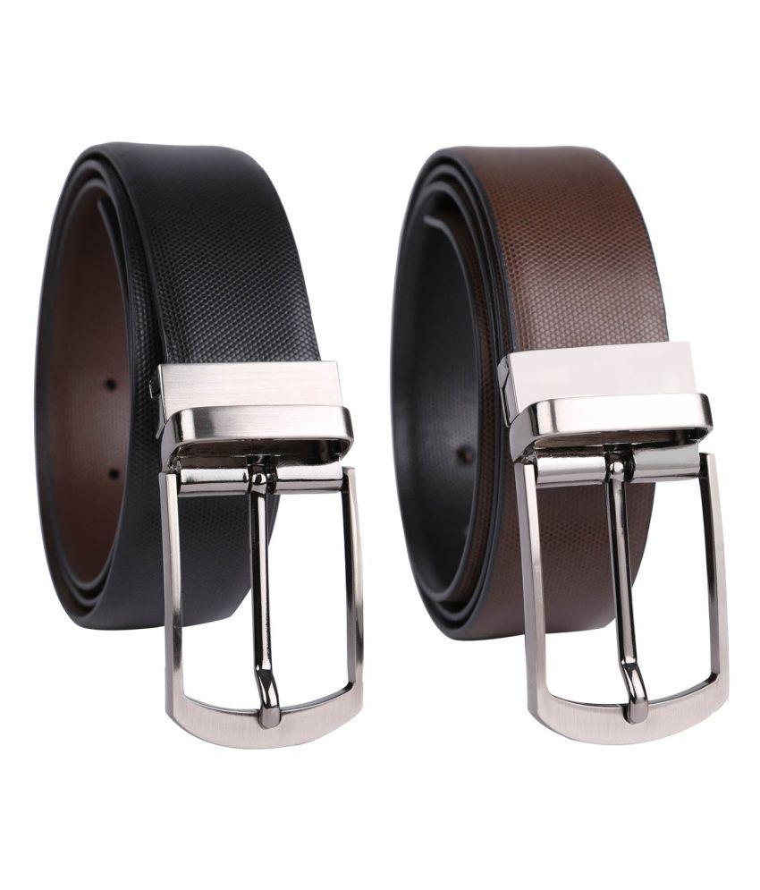 Blute Spanish Leatherite Belt for Men