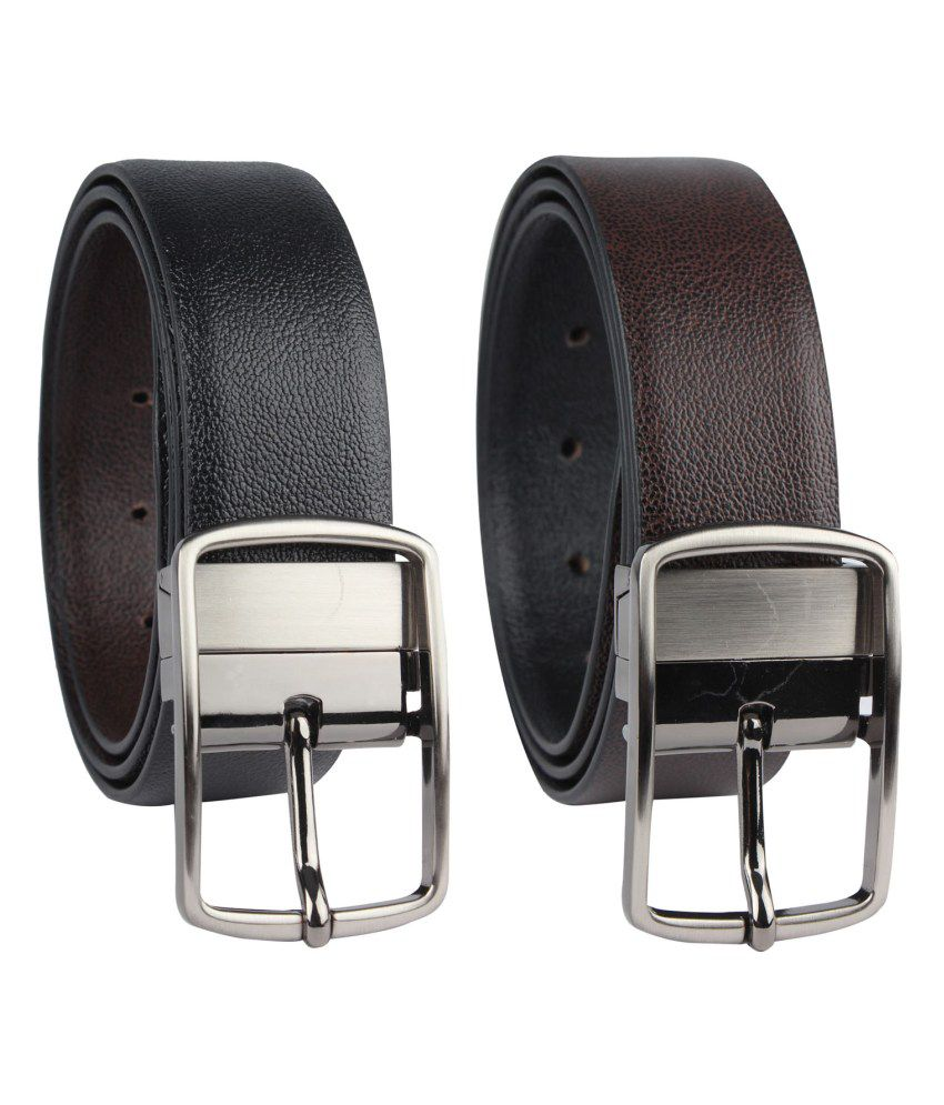 Blute Spanish Leatherite Belt for Men