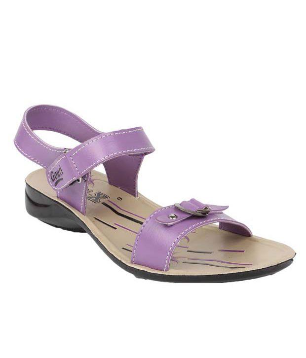 11e-multi Color Ladies Slipper Purple