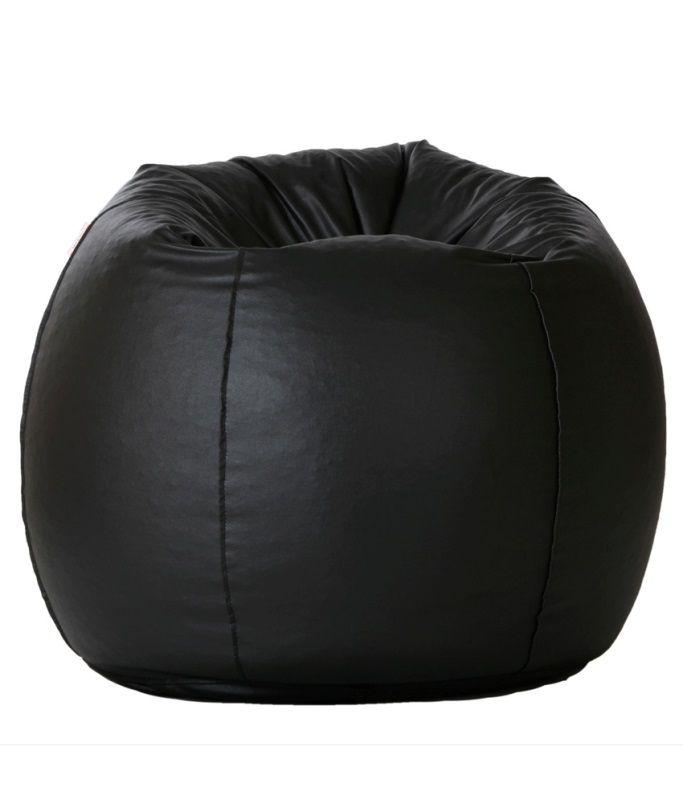 Biggie Black Bean Bag Xl With Beans Buy Biggie Black