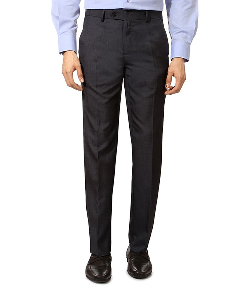 Van Heusen Perfectly fitted Superior Blend Trousers
