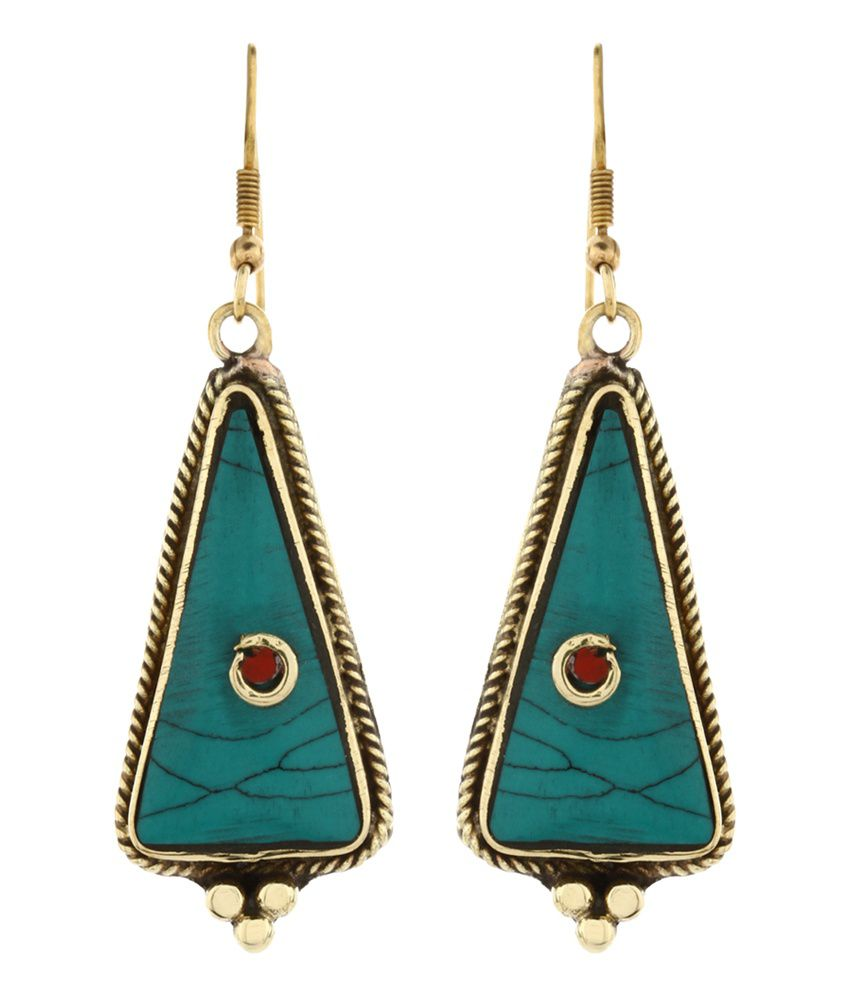 Imli Street Gold Designer Earrings