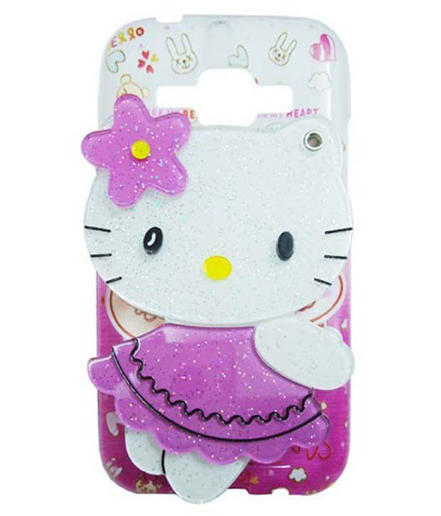 low priced 42cd0 dedb7 L&p Hello Kitty Purple Frock Back Cover For Samsung Galaxy J7 ...