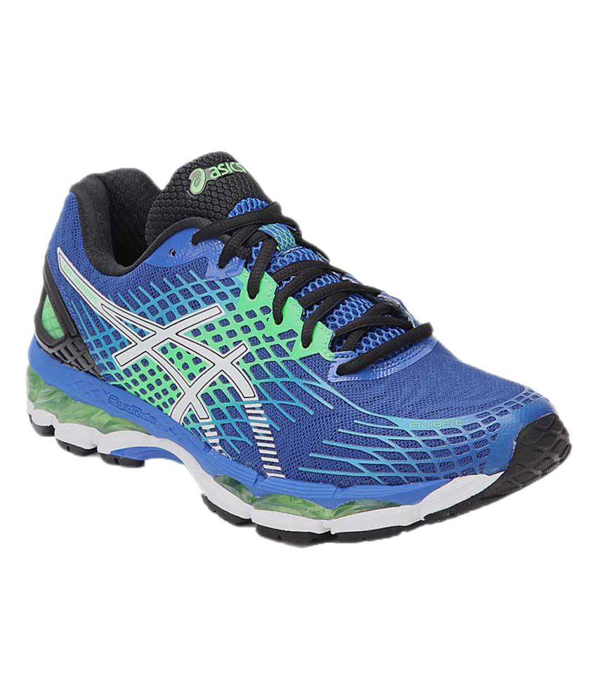 Asics Gel Nimbus 17 Blue Running Shoes - Buy Asics Gel Nimbus 17 Blue  Running Shoes Online at Best Prices in India on Snapdeal cd3a2a78f5aba