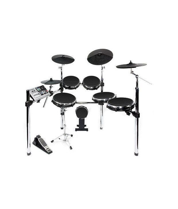 alesis dm10 x mesh kit six piece electronic drum kit with mesh drum heads buy alesis dm10 x. Black Bedroom Furniture Sets. Home Design Ideas