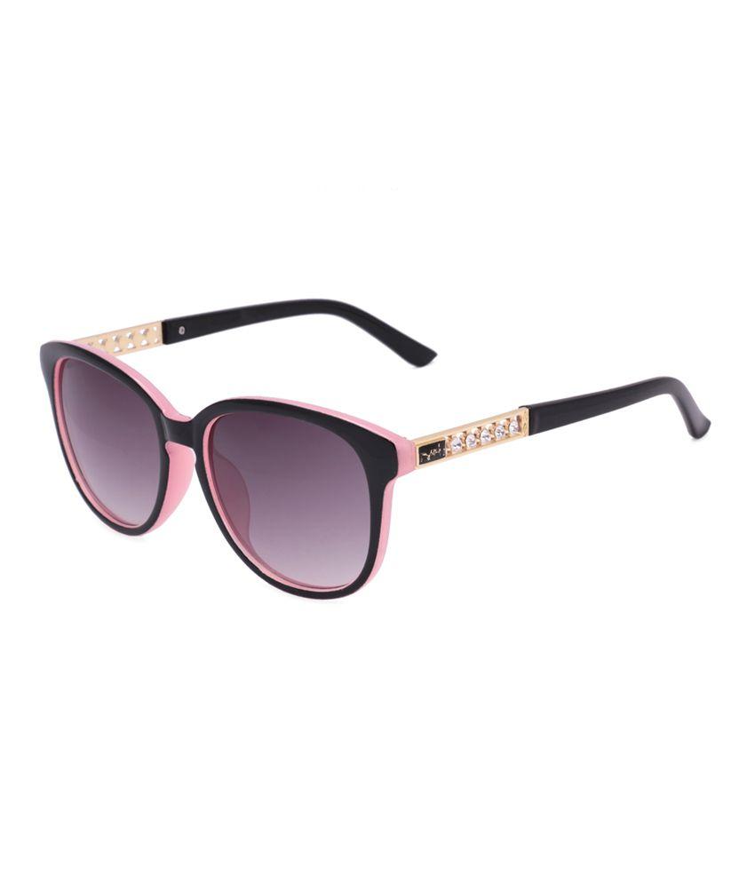 Royal Son Multicolor and Round Plastic Sunglasses