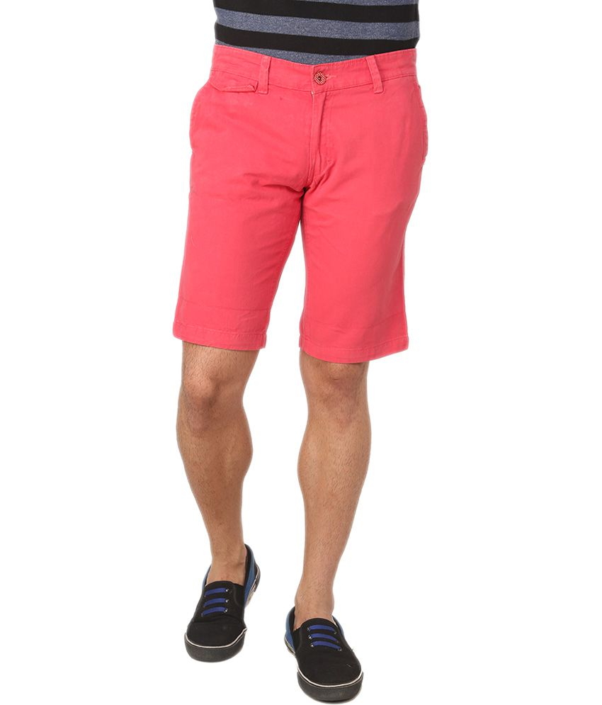 EBRY Mens Three-Fourth Shorts