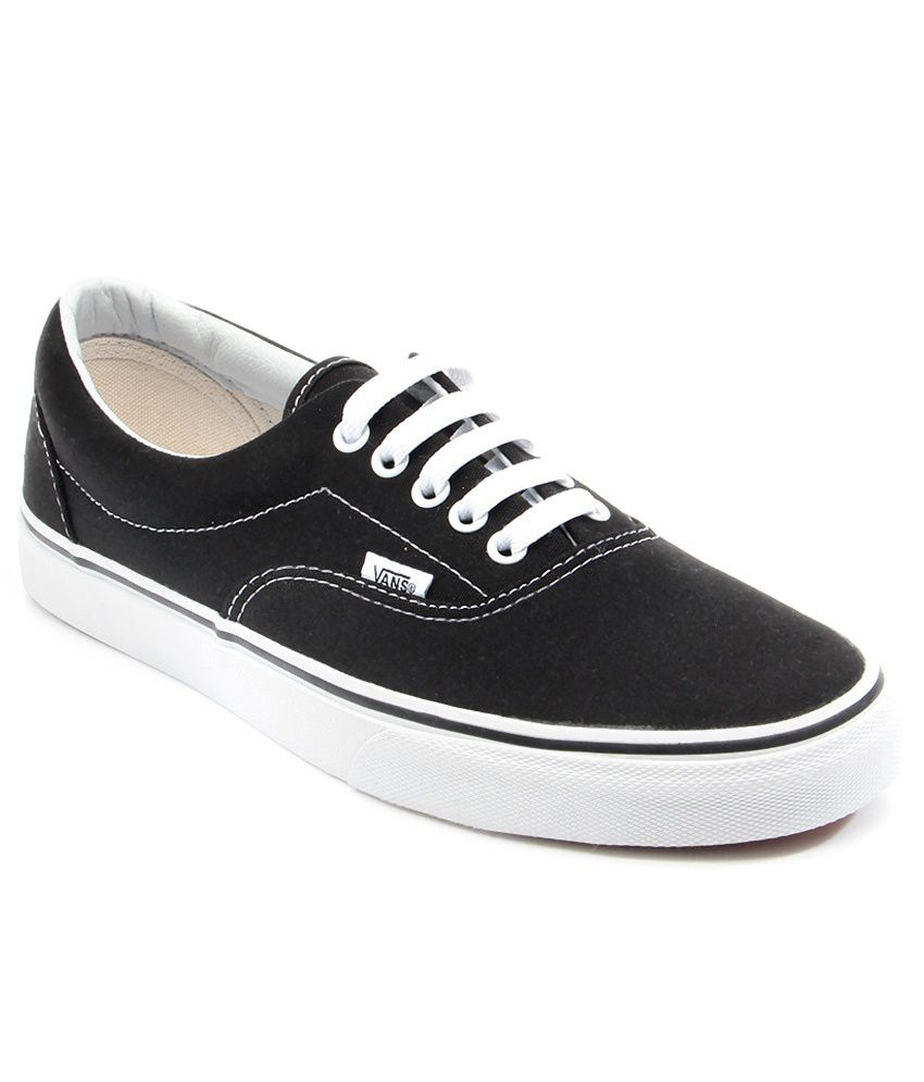 3c3e74d3e4 Vans Black Men Casual Shoe - Buy Vans Black Men Casual Shoe Online at Best  Prices in India on Snapdeal