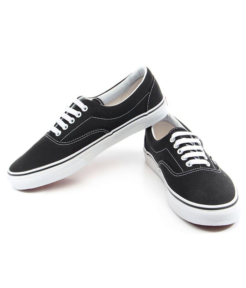 bb51beacf0 Vans Black Women Casual Shoes Price in India- Buy Vans Black Women ...