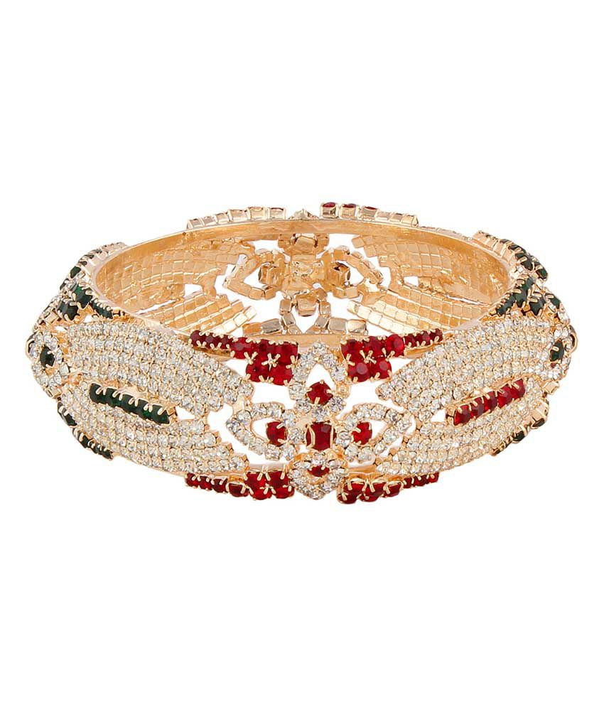 Cocktail Multicolour Style Diva Magnificent Bangles