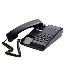 Beetel C11 Corded Landline Phone ( Black )