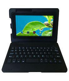 Datawind Droidsurfer 3XG+ (3G + Wifi, Calling, Black) with Bluetooth Keyboard