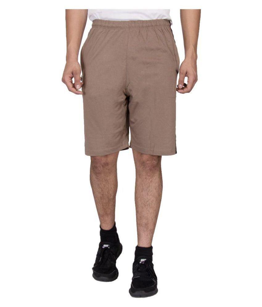 SST Beige Shorts