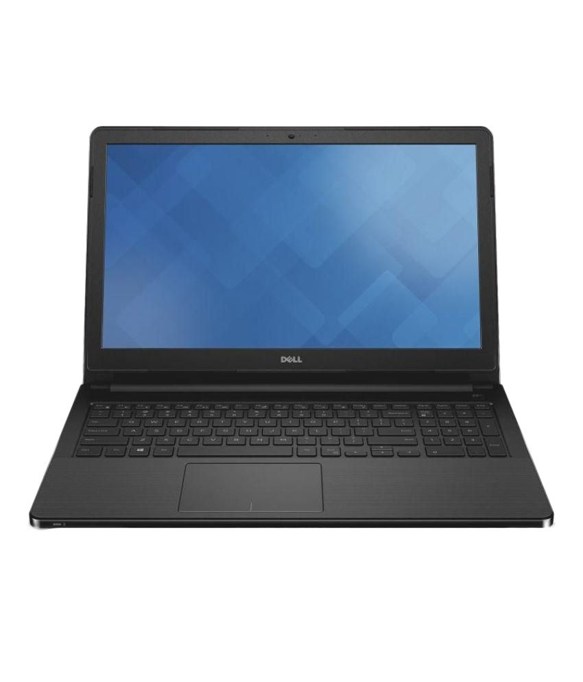 Dell Vostro 3559 Notebook Core i5 (6th Generation) 4 GB 39.62cm(15.6) Windows 10 Pro 2 GB Black