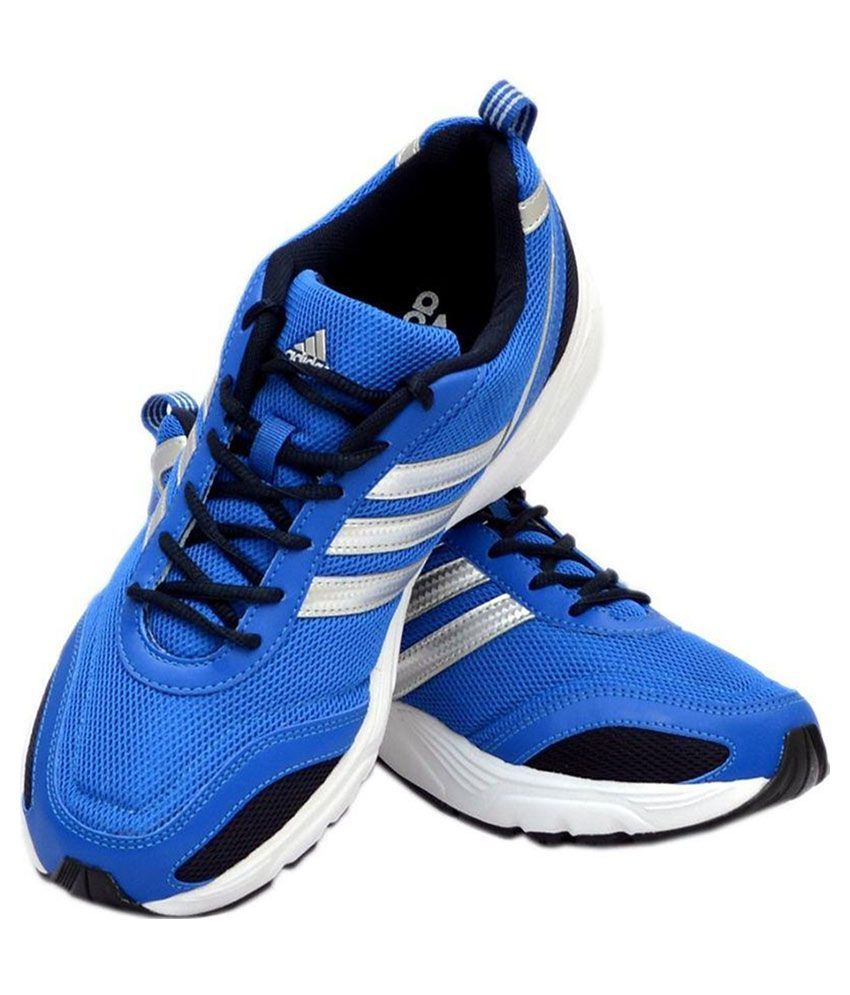 best loved c3ed0 c989f Adidas Blue Running Shoes - Buy Adidas Blue Running Shoes Online at Best  Prices in India on Snapdeal