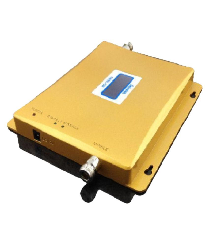 Lintratek KW20L-GW 900-2100Mhz Dual Band Repeater 3200 RJ11