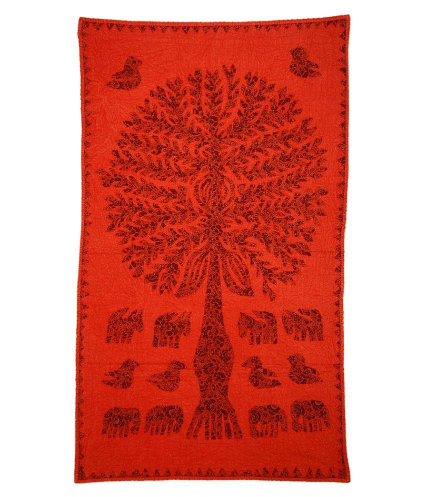 Rajrang Redfabric Wall Hanging Tapestry
