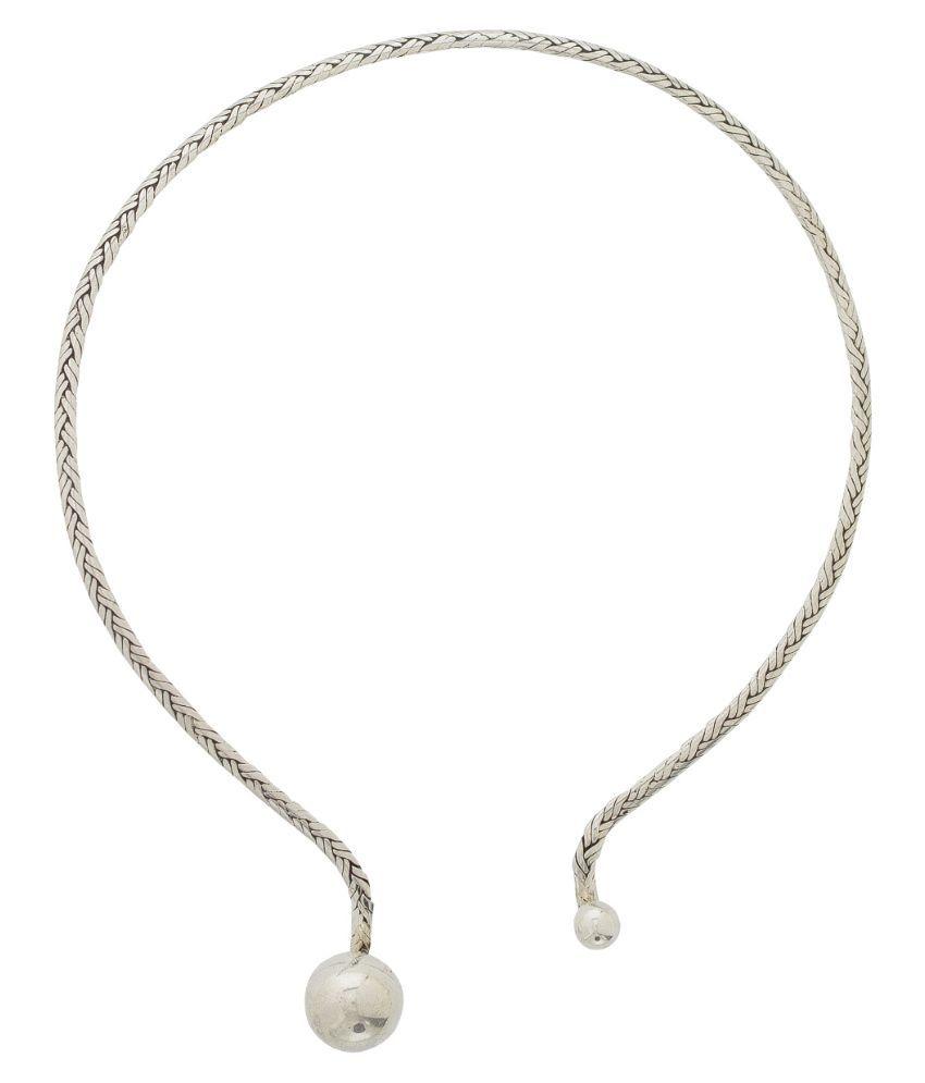A'Moi 92.5 Silver Necklace