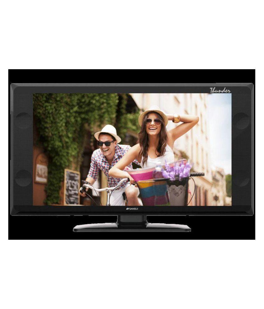 compare sansui skj24fh07f 60 cm 24 full hd led television price in india 25 nov 2017 sansui. Black Bedroom Furniture Sets. Home Design Ideas