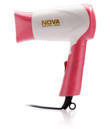 NOVA NHP 8104 1400 W Hair Dryer (Pink)