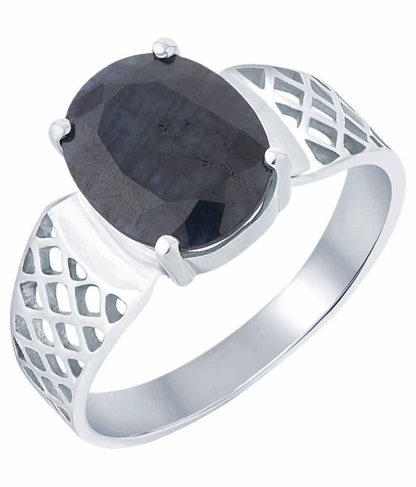 G-Luck 92.5 Sterling Silver Ring