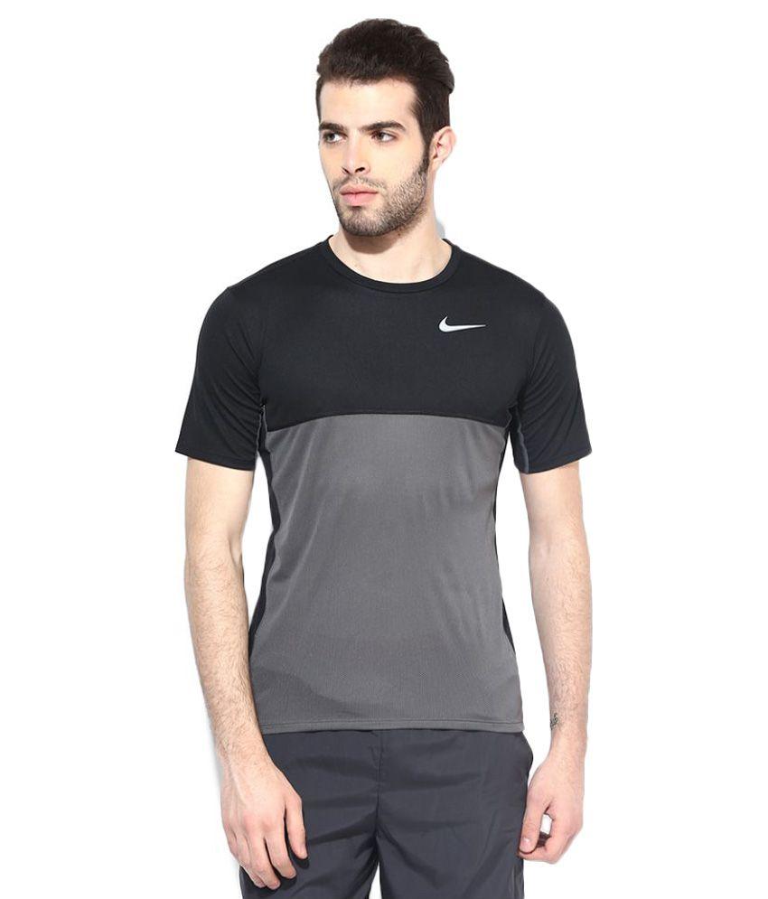 Nike Multi Polyester T-Shirt