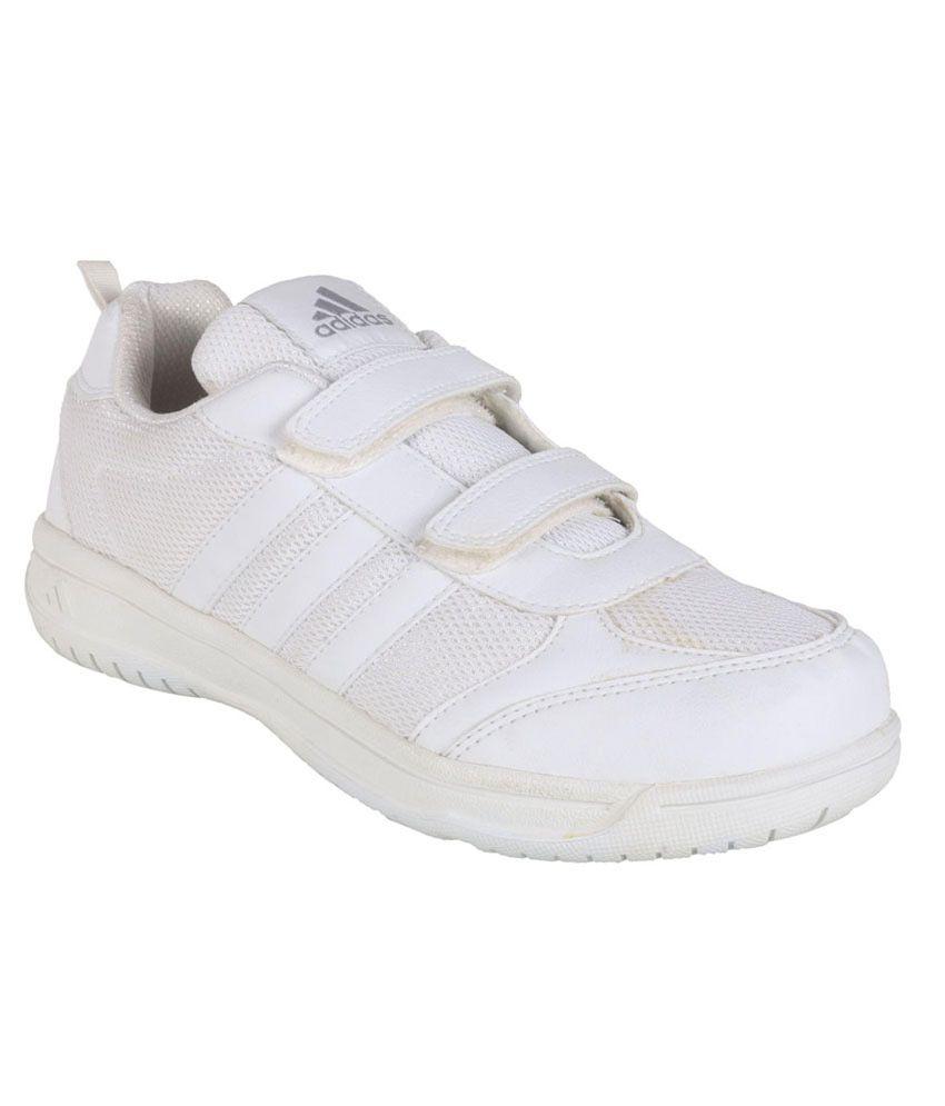 Adidas white sport scarpe per bambini prezzo in india comprare adidas bianco