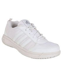 Adidas White Sport Shoes For Kids