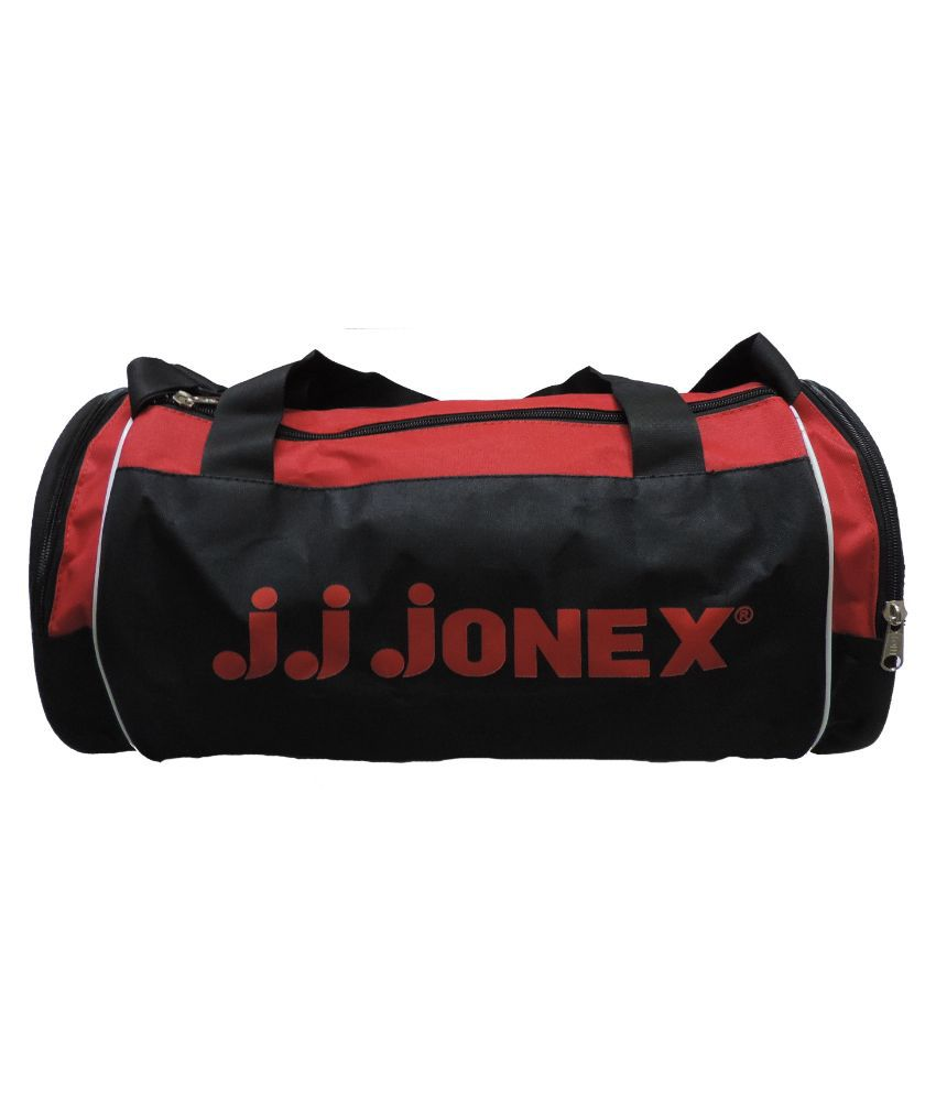 J.J Jonex trendy BLACK 25 Gym Bag