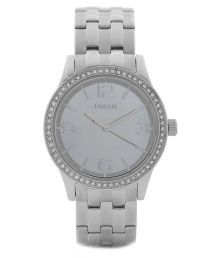 Fossil Silver Metal Analog Watch For Women
